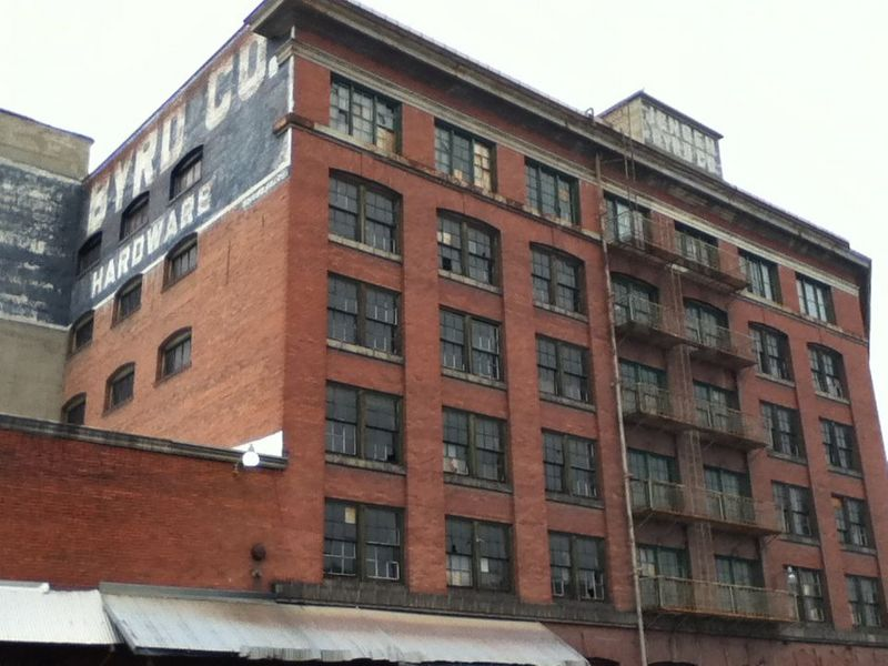Marshall Wells Warehouse Main Building