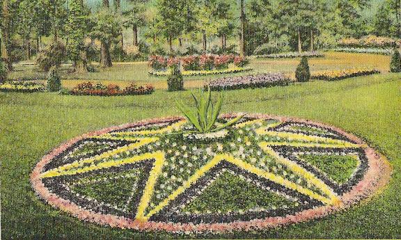 Postcard - Coeur d'Alene Park