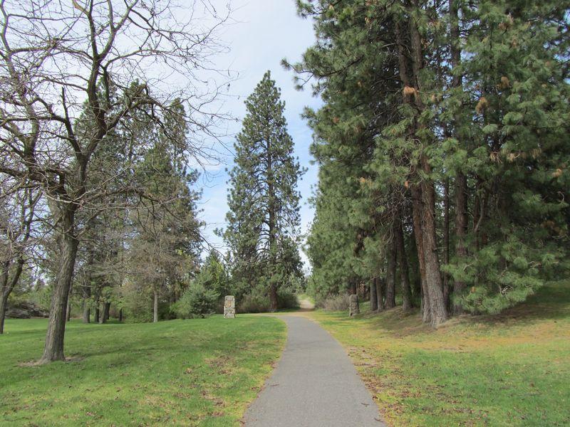Minnehaha Park - path