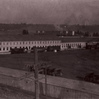 The Paper Mill in its early days, early 1900s
